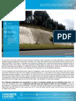 CC Slope Protection Colombia Chincilla 1604