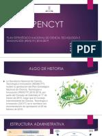PENCYT- Guión de Aprendizaje 2.1