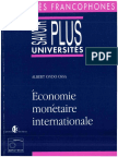 180279125 Economie Monetaire Internationale 2843710278 Content PDF