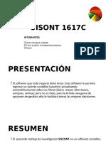 SISONT 1617C diapositivas