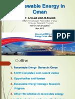 RenewableEnergyinOman