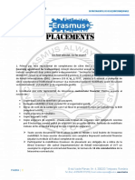 Instructiuni Erasmus+ Placements