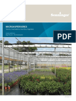 Micro Aspersor Viveros Invernaderos Huertos Folleto