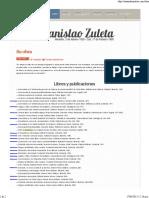 Listado Obras Estanislao Zuleta
