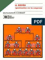 Pensar Al Revés; Coriat, B.