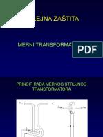Merni transformatori