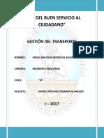 Gestion Transporte
