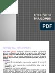 Curs 5 Epilepsie Sau Parasomnie