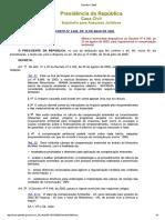 Decreto Nº 6848 Compensação Ambiental