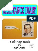 Resistance Diary Ori Alon