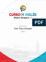 PDF Five Tiny Changes 02