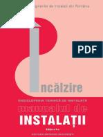 74767099 Enciclopedia Tehnica de Instalatii Manualul de Instalatii Editia AIIa Instalatii de Incalzire