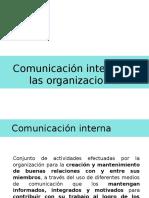 Comunicación Interna s