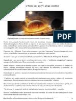 """""""Planeta X Destruirá a Terra Em 2017"""", Alega Escritor"""