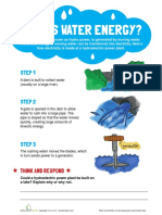 What is Water Energy