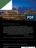 the resource curse presentation