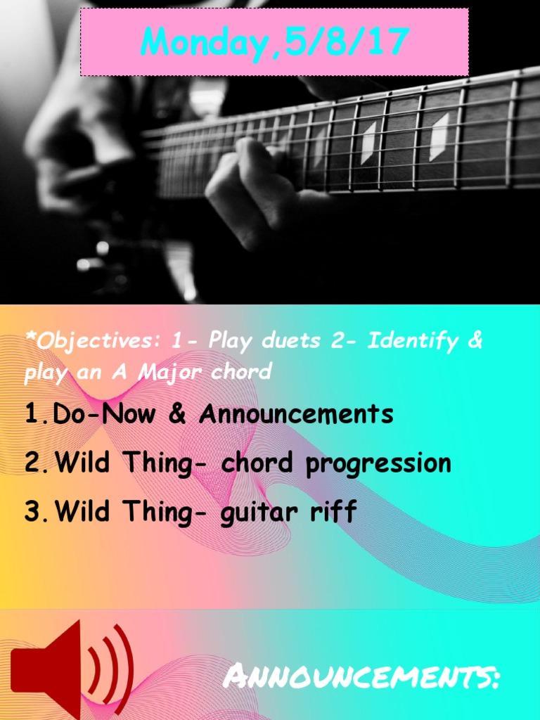 Week 14 Week Of 5 8 17 Elements Of Music Music Theory