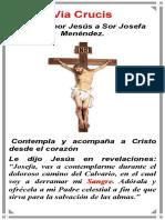 Via Crucis Dictado a Sor Josefa Menendez - Para Dispositivo Móvil