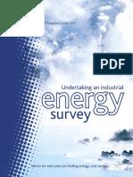 Energy survey