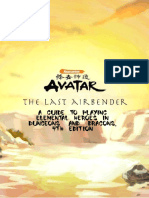D&D4e - Avatar the Last Airbender