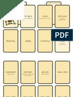 Munchkin Character Sheet