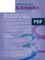 En Defensa Del Marxismo - Bicentenario y Crisis Mundial