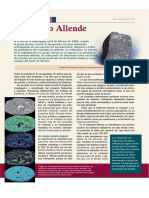 Meteorito Allende