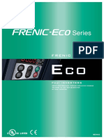 FRENIC Eco Catalog