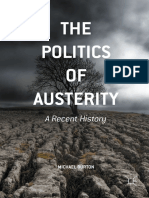 Austerity Recent History