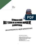 Roles Mapuche