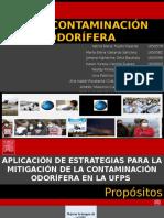CONTAMINACIÓN ODORÍFERA.pptx