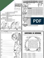 Atividades de Matematica Diversas