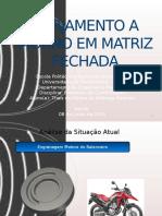 Trabalho Processos de Conformação - Thaís Barbosa