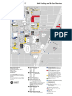 smu campus parking map
