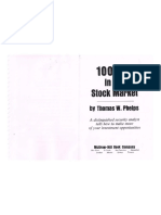 100 to 1 in Stock Market Thomas Phelps
