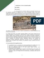 Arte y Cultura Mundo Andino