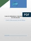 Plan de Emergencia CEIM
