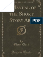 A manual of the short story art