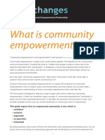 What is community empowerment.pdf