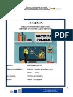1. Modulo de Doctrina Policial