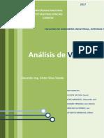 Quimicos Optimizacion - analisis varianza