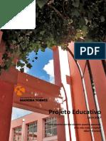 Projeto Educativo 2014-17