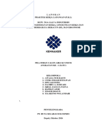 Laporan PKL Kelompok 4