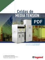 Catalogo Celdas de Media Tensión Legrand