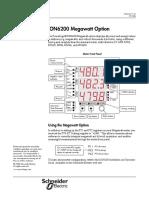 ION6200 - MegawattOption