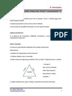 Generalidades - p6 Primavera