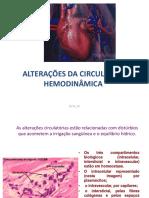 Unidade III Disturbios Circulatorios