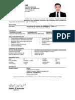 Raniel Resume