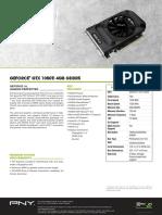 Pny Gf Gtx1050ti