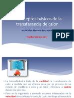 1 Conceptos Básicos de La Transferencia de Calor
